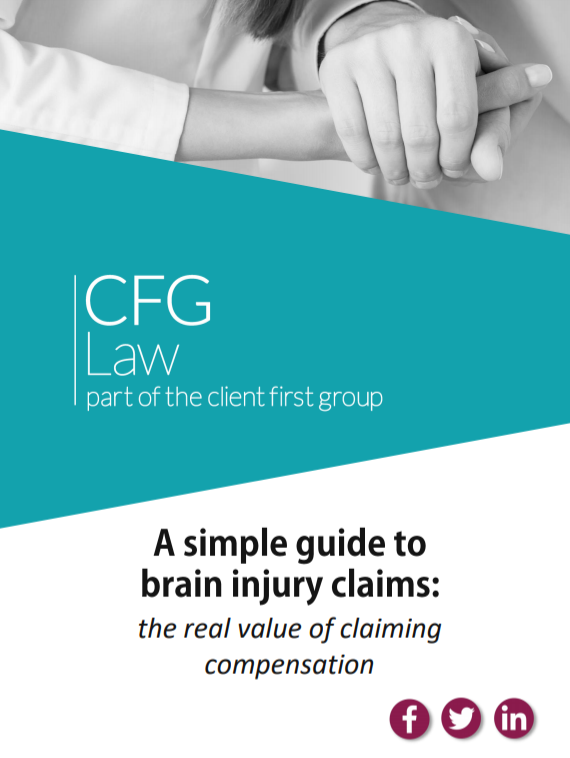 A simple guide to brain injury claims