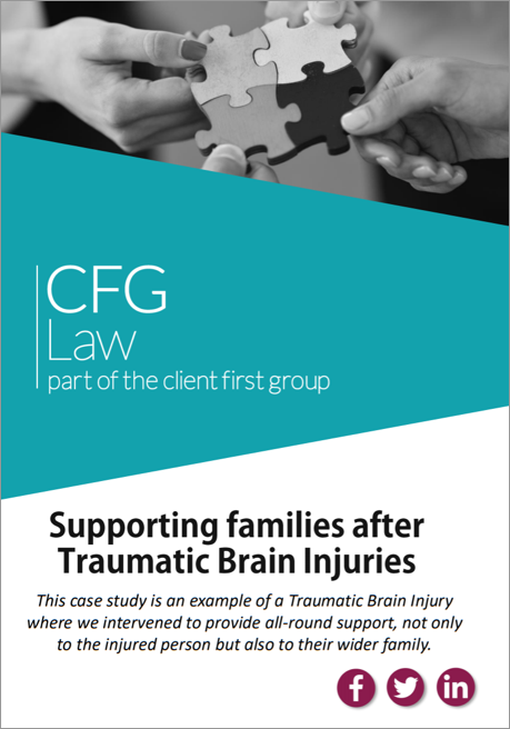 supporting families after traumatic brain injuries
